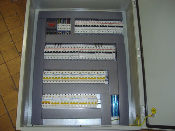 Manufacturing of Distribution Boards