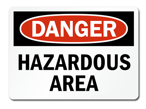 Electrical work in Hazardous Areas